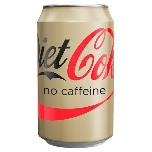 Coca-Cola Diet Caffeine Free