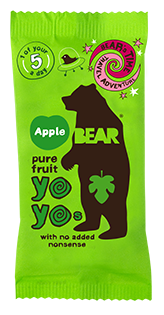 Bear Nibbles Apple YOYO