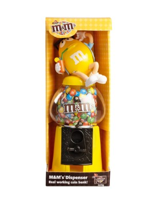 M&M`s Coin Bank