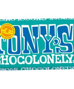 Tony's Dark Chocolate Pecan Coconut 180 g
