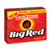Wrigleys Big Red Slim Pack