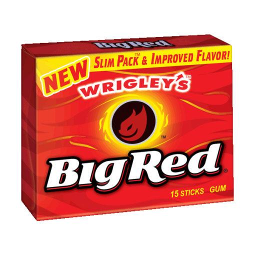 Wrigleys Big Red Slim Pack