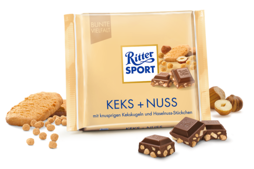 Ritter Sport Biscuits and Nuts