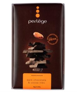Perlege Dark Chocolate & Cocoa Nibs