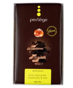 Perlege Milk Chocolate Hazelnuts & salt