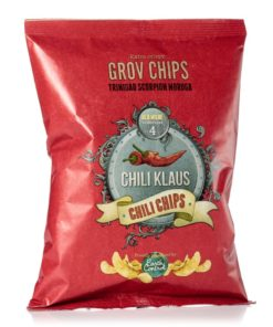 Chili Klaus Chips Vindstyrka 4